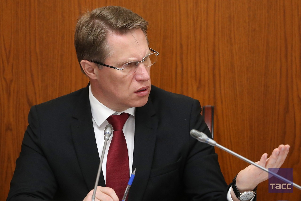 Мурашко: В России зарегистрированы повторные случаи заражения коронавирусом