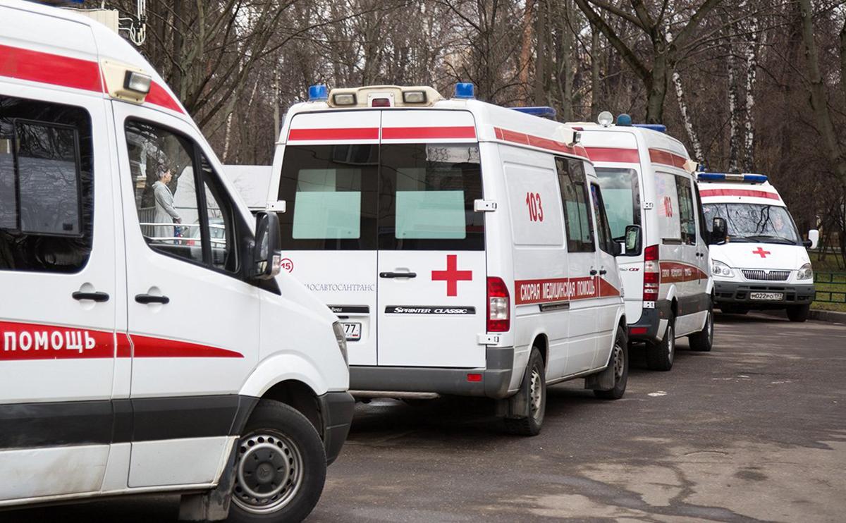 В России предложили создать систему вызова скорой помощи по смс