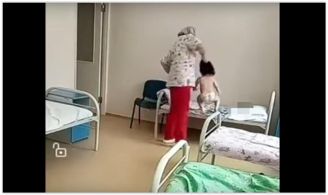 СК возбудил уголовное дело в отношении медсестры за жестокое обращение с ребёнком
