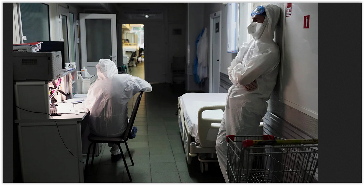 «Врачи били тревогу, а их никто не хотел слушать: ни чиновники, ни пациенты»