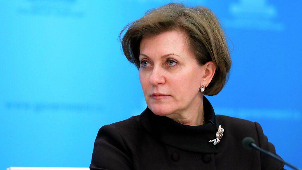 Попова: Ситуация с COVID напряжённая, но темпы прироста новых случаев снижаются