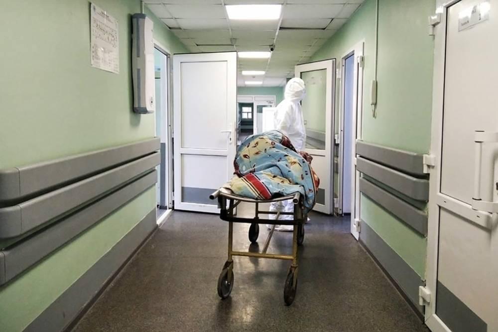 В Госдуму внесли законопроект о страховании медработников на случай смерти или потери здоровья