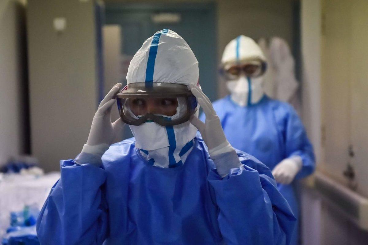 Ковид-госпиталь оспорил в суде штраф за чрезмерное количество пациентов