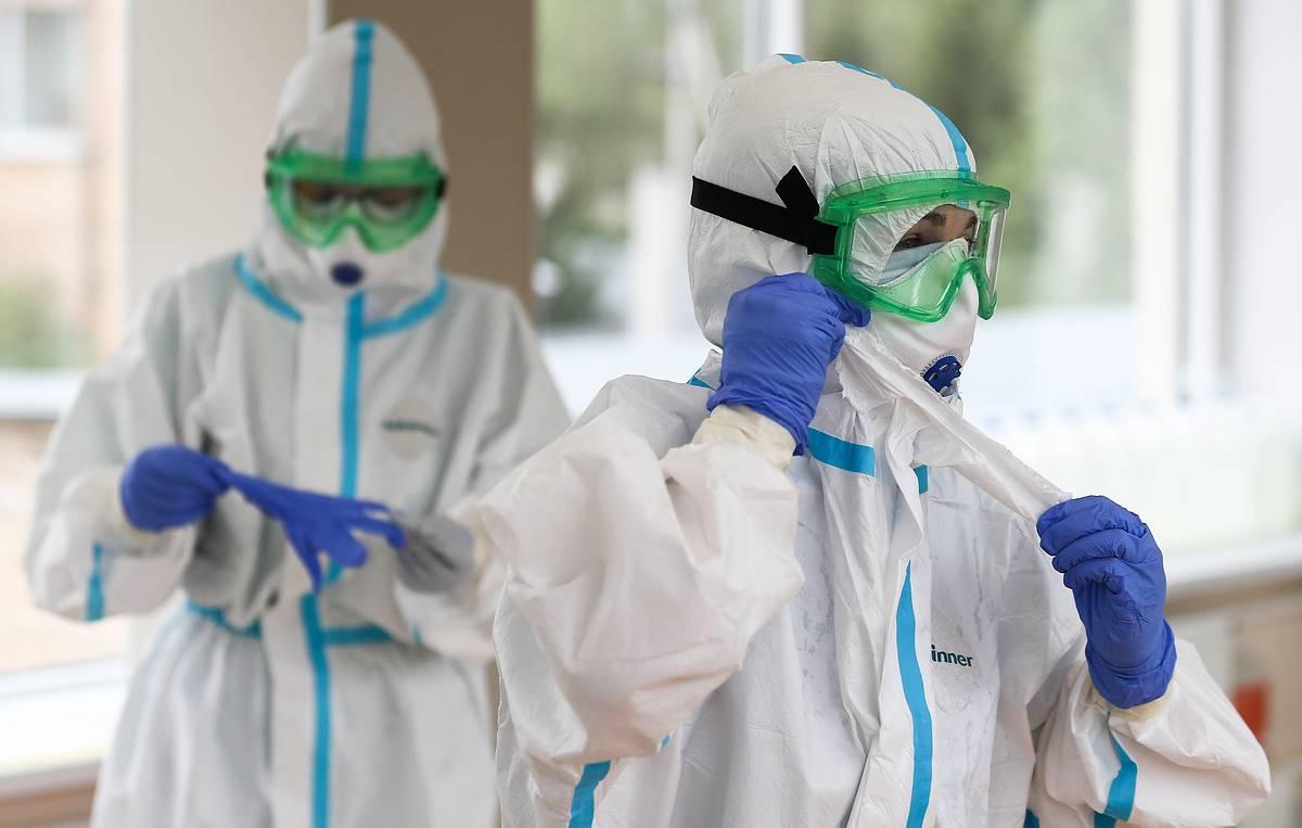 В России 80% больных коронавирусом находятся на амбулаторном лечении