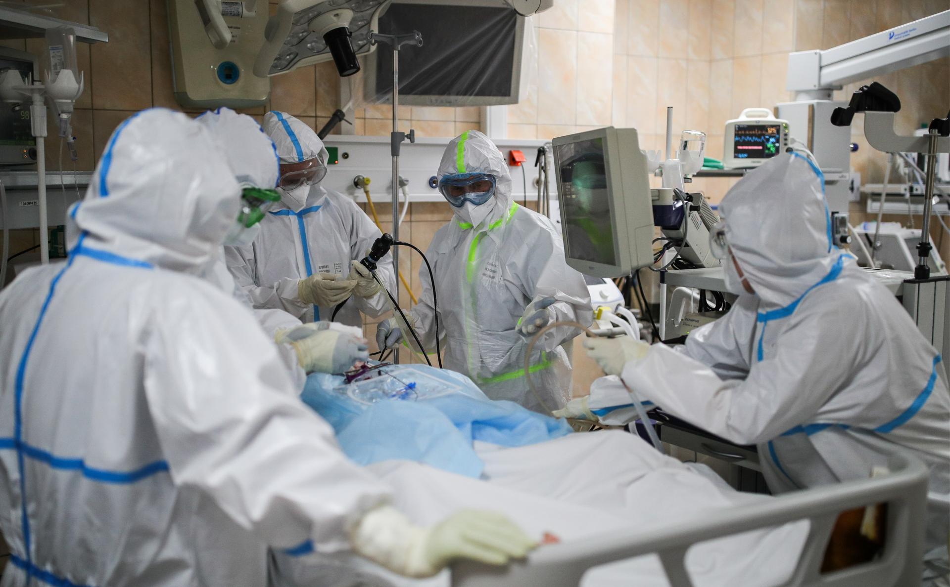 В Калмыкии стало больше «тяжёлых» пациентов с коронавирусом
