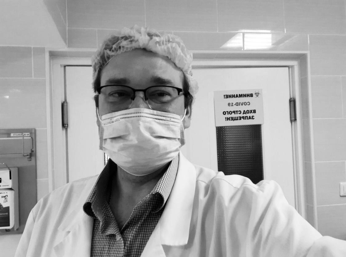 В Прикамье умер главный внештатный анестезиолог Минздрава от осложнений коронавируса