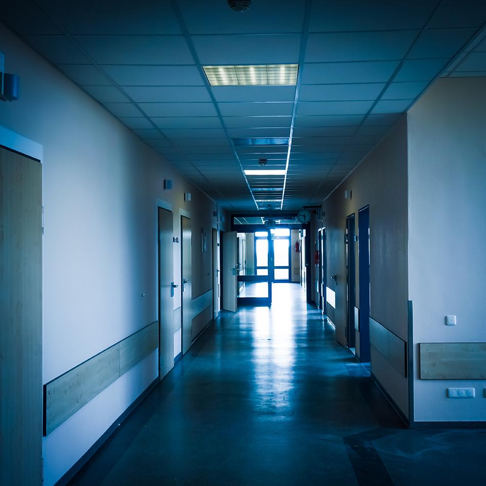 В свердловской больнице мужчина умер в очереди на рентген