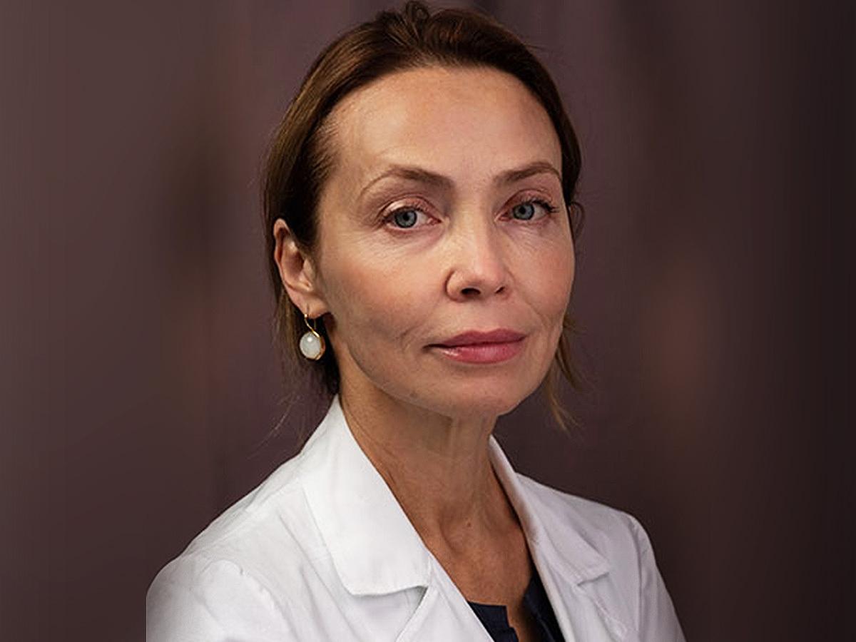 Заведующая патологоанатомическим отделением Боткинской больницы