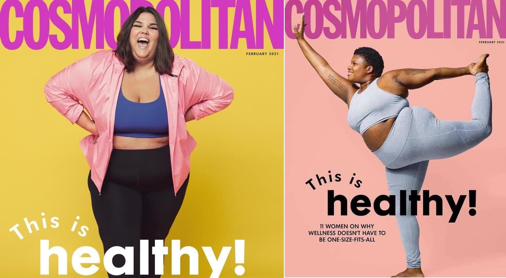 Малышева раскритиковала журнал «Cosmopolitan» за пропаганду ожирения