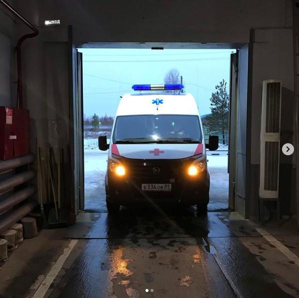 Ямалец напал на сотрудников «скорой» за якобы долгий доезд