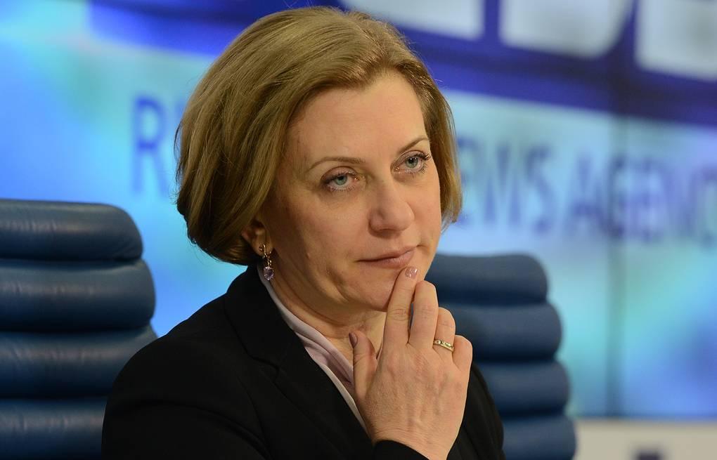 Попова: Россия проходит пандемию лучше большинства стран мира