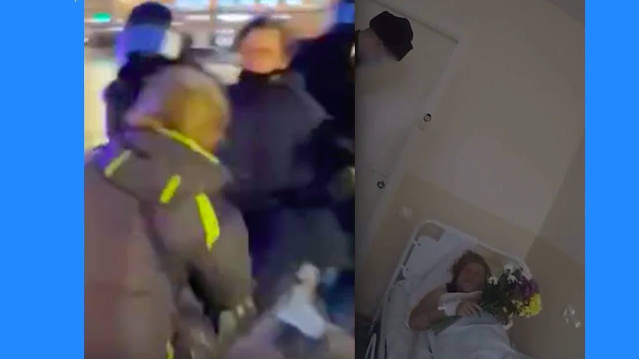 В Петербурге на врачей пожаловались за допуск полицейских в палату и некачественную медпомощь