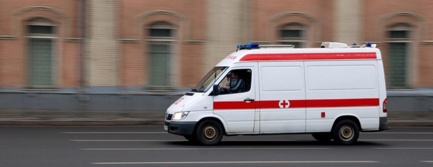 В Ульяновской области в ДТП пострадали трое сотрудников скорой помощи