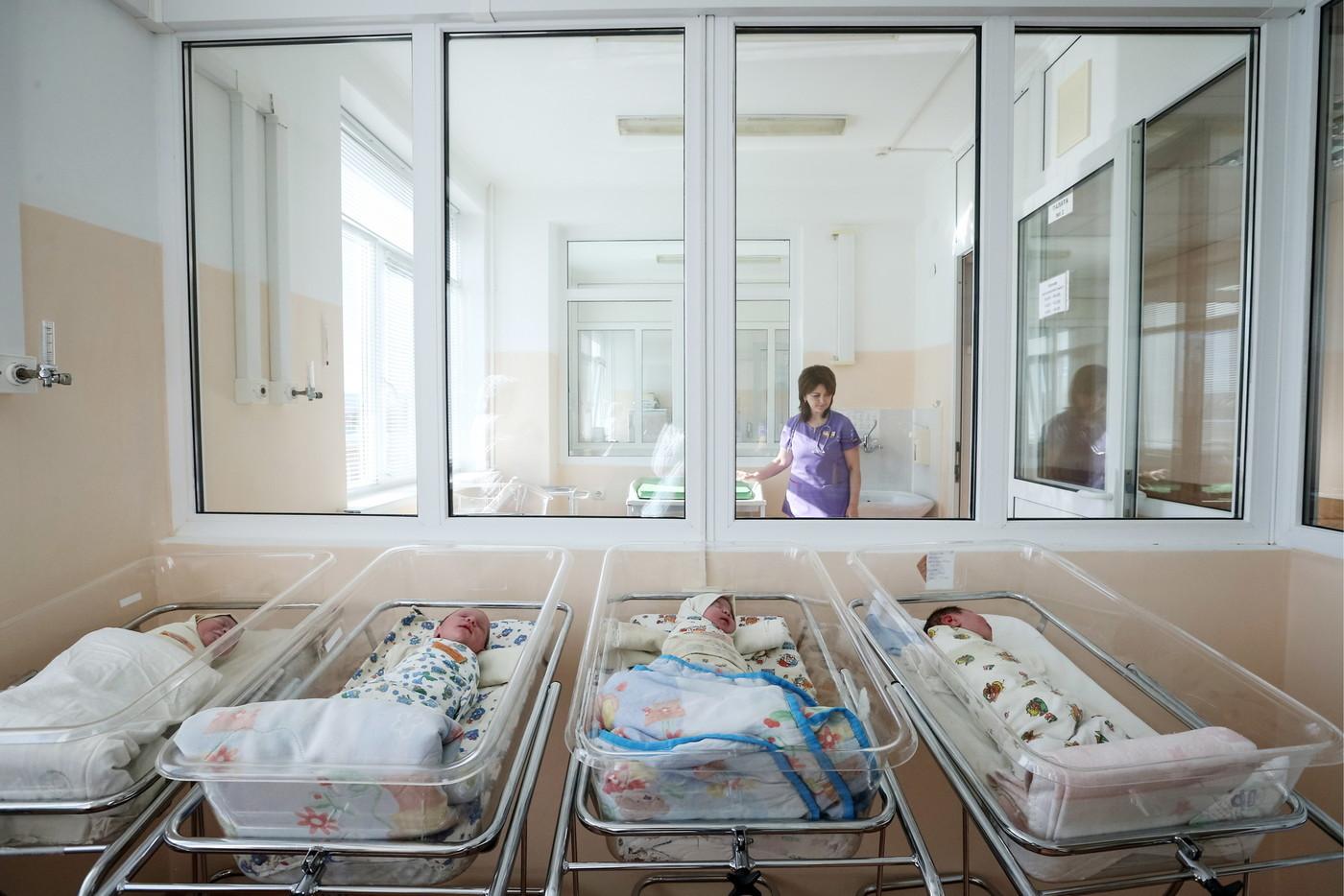 В Чувашии показатель младенческой смертности снизился за пять лет с 3,3‰ до 2,1‰