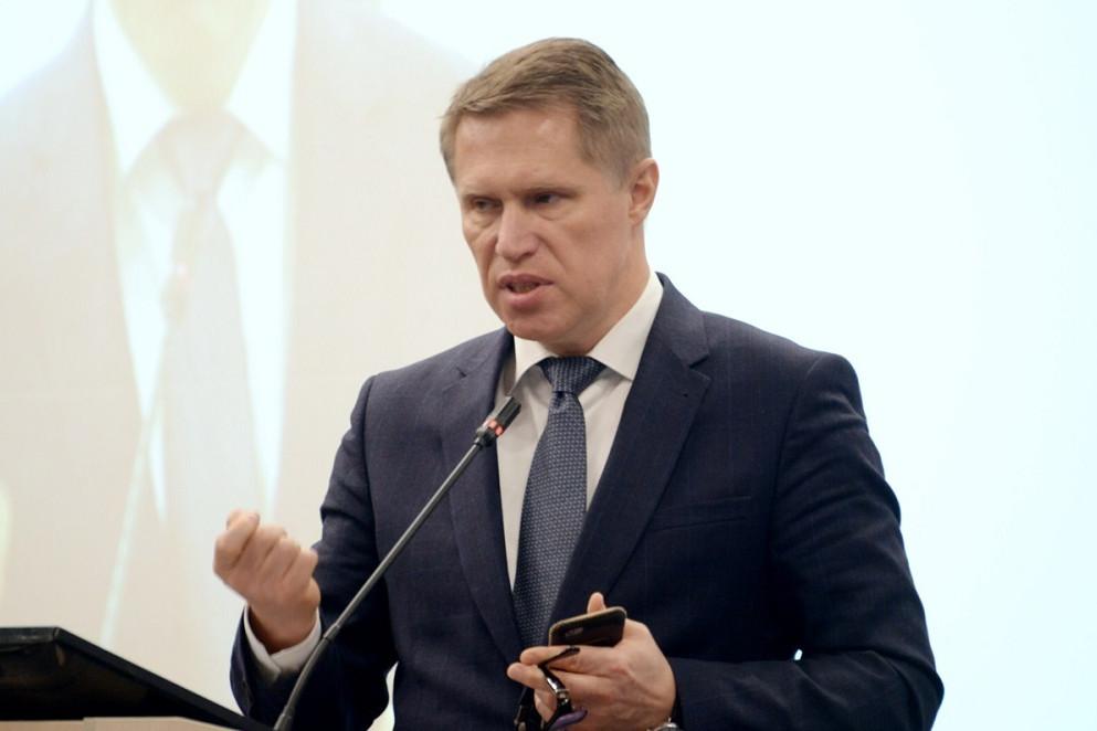 Мурашко: Россия скоро может выйти из списка стран ВОЗ с высоким бременем туберкулёза