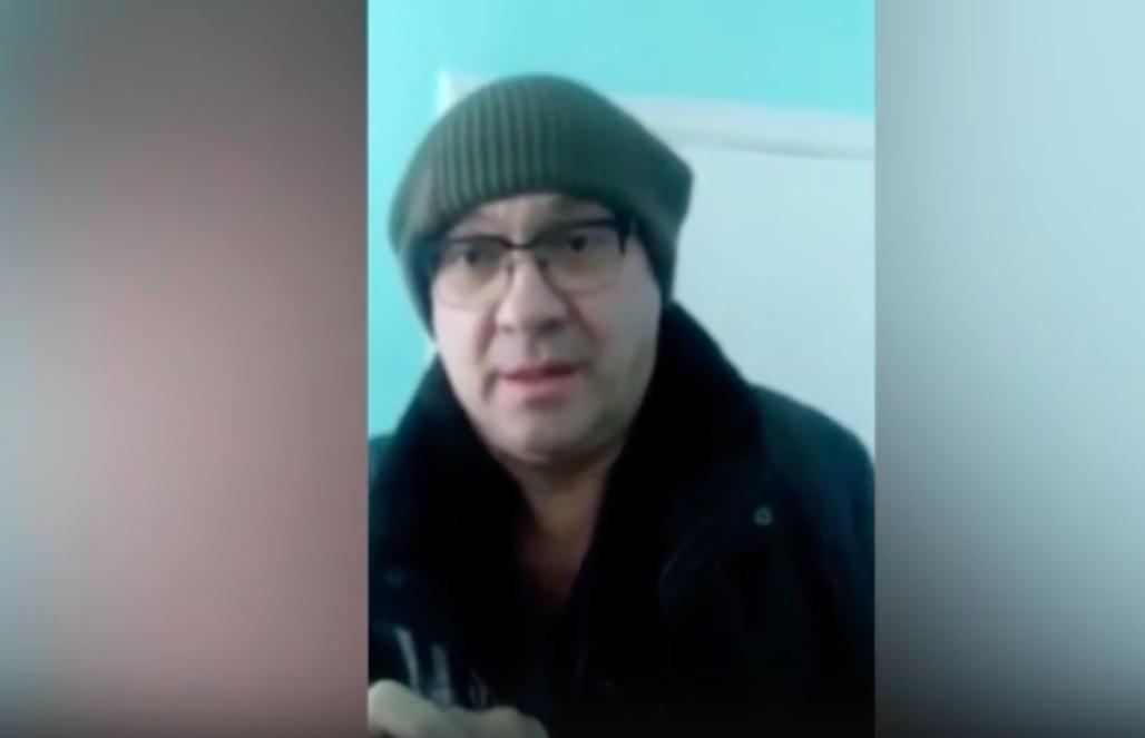 В красноярской больнице сняли на видео пьяного реаниматолога «красной» зоны