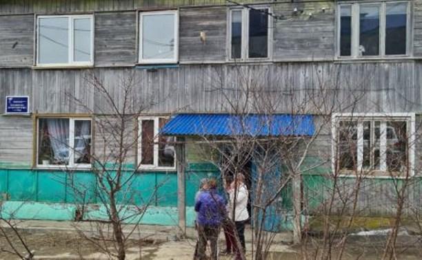 На Сахалине закрыли амбулаторию из-за смены адреса