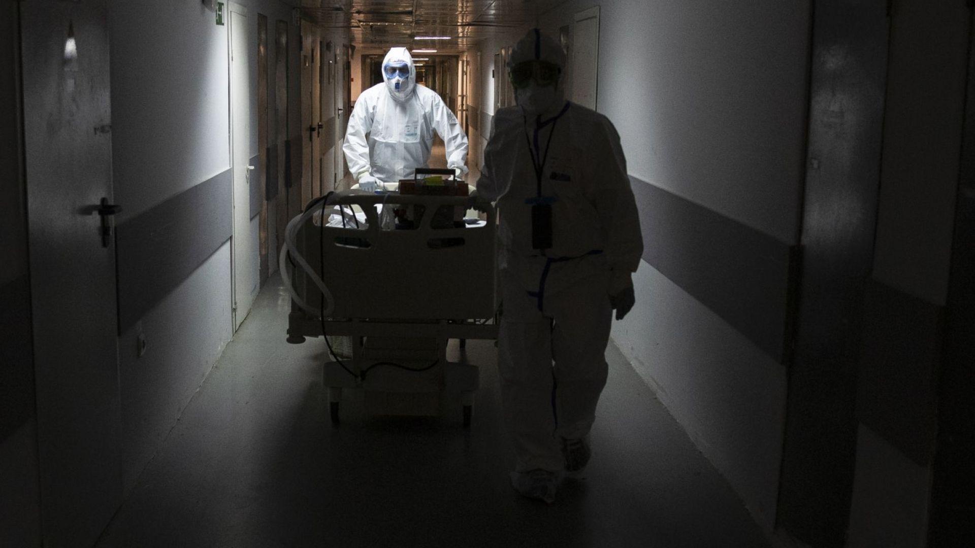 Пандемия побудила освобождать врачей от бумажной работы