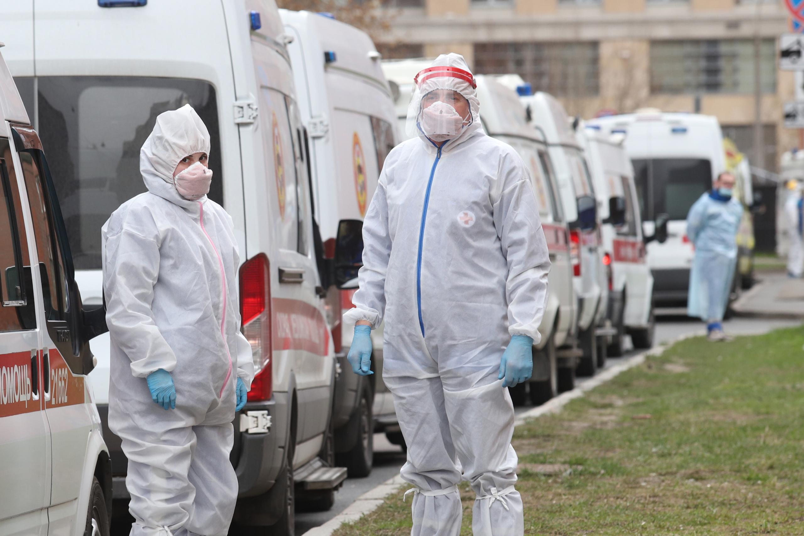 Мурашко: Пандемия снизила ожидаемую продолжительность жизни