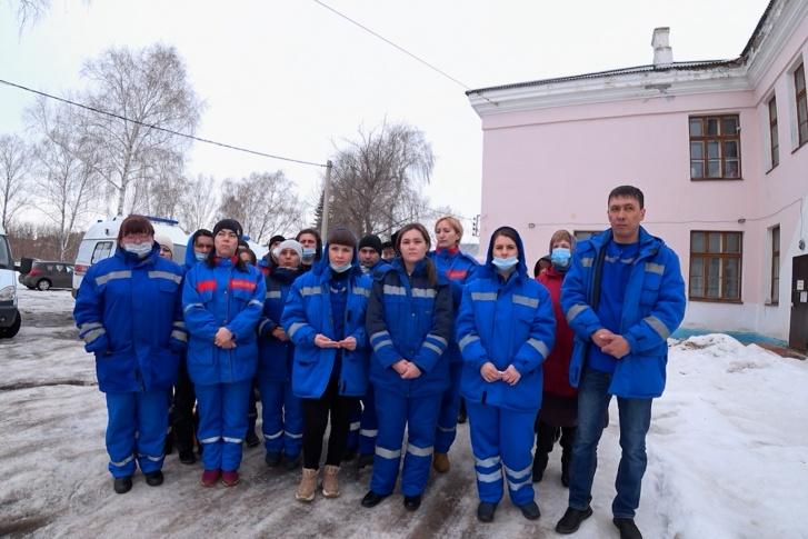 «У больницы нет средств»: СК Башкирии начал проверку по факту невыплат компенсаций медработникам