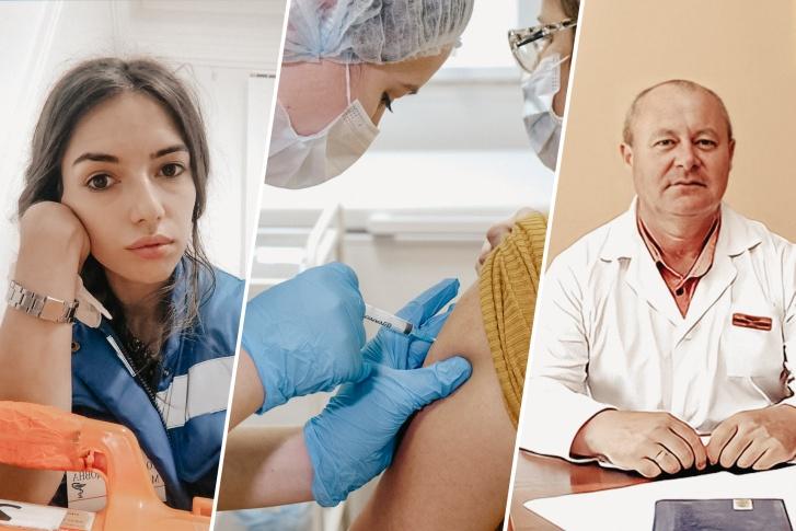 Фельдшеру пригрозили увольнением за отказ от вакцинации, главврач назвал это долгом перед пациентами