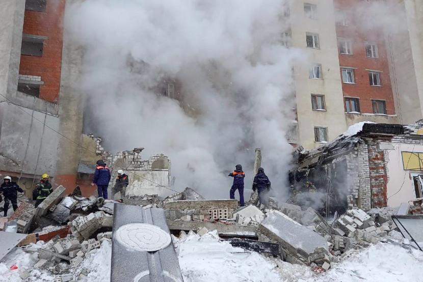 По делу о взрыве газа в жилом доме Татарстана задержали врача