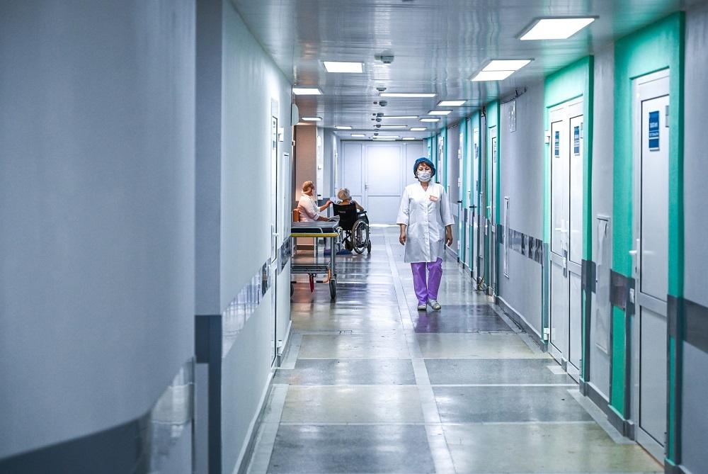 В Вологде пьяный пациент избил медсестру в больнице