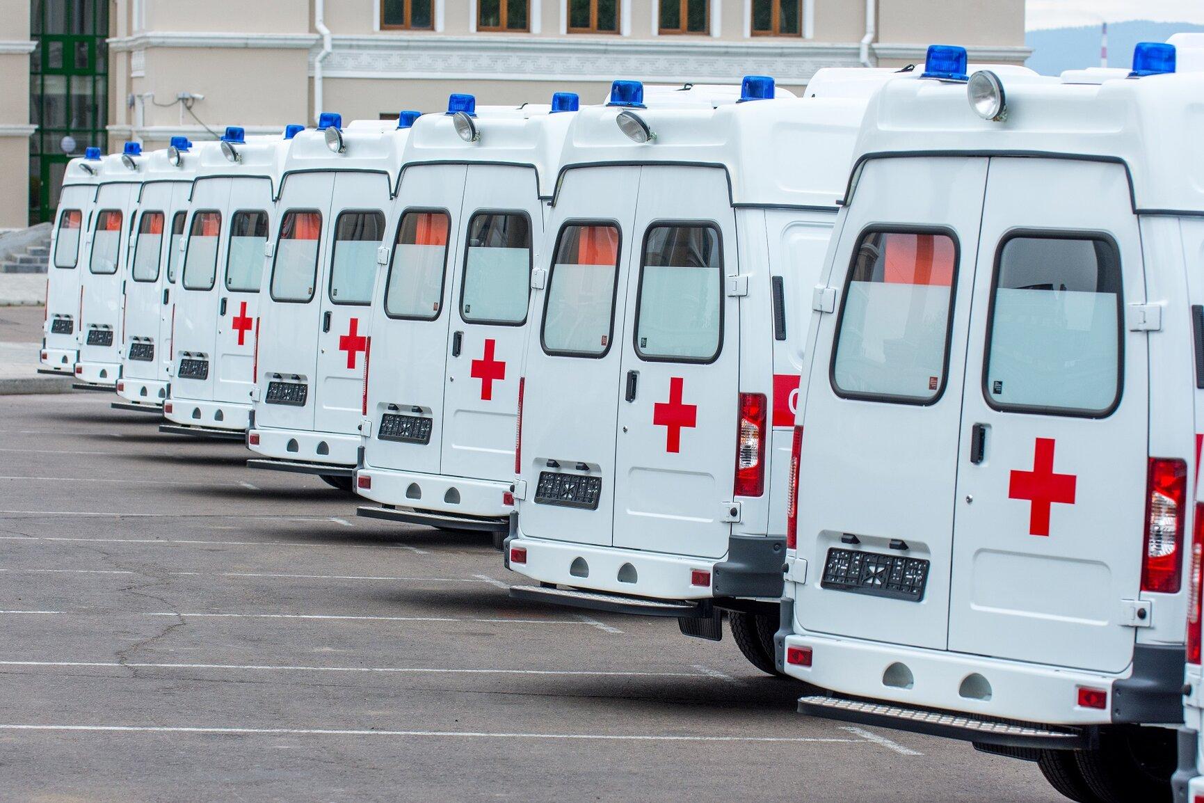 Челябинский горздрав разместил аукцион на покупку внедорожника за 2,1 млн рублей для «скорой»