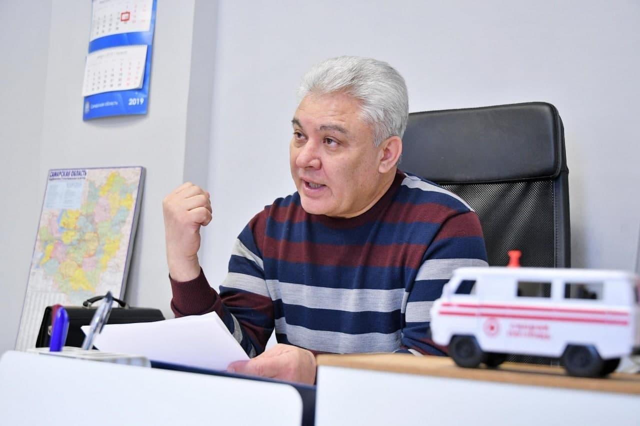 «Создаёт коррупционные риски»: главврача СМП уволили из-за прошлых судимостей