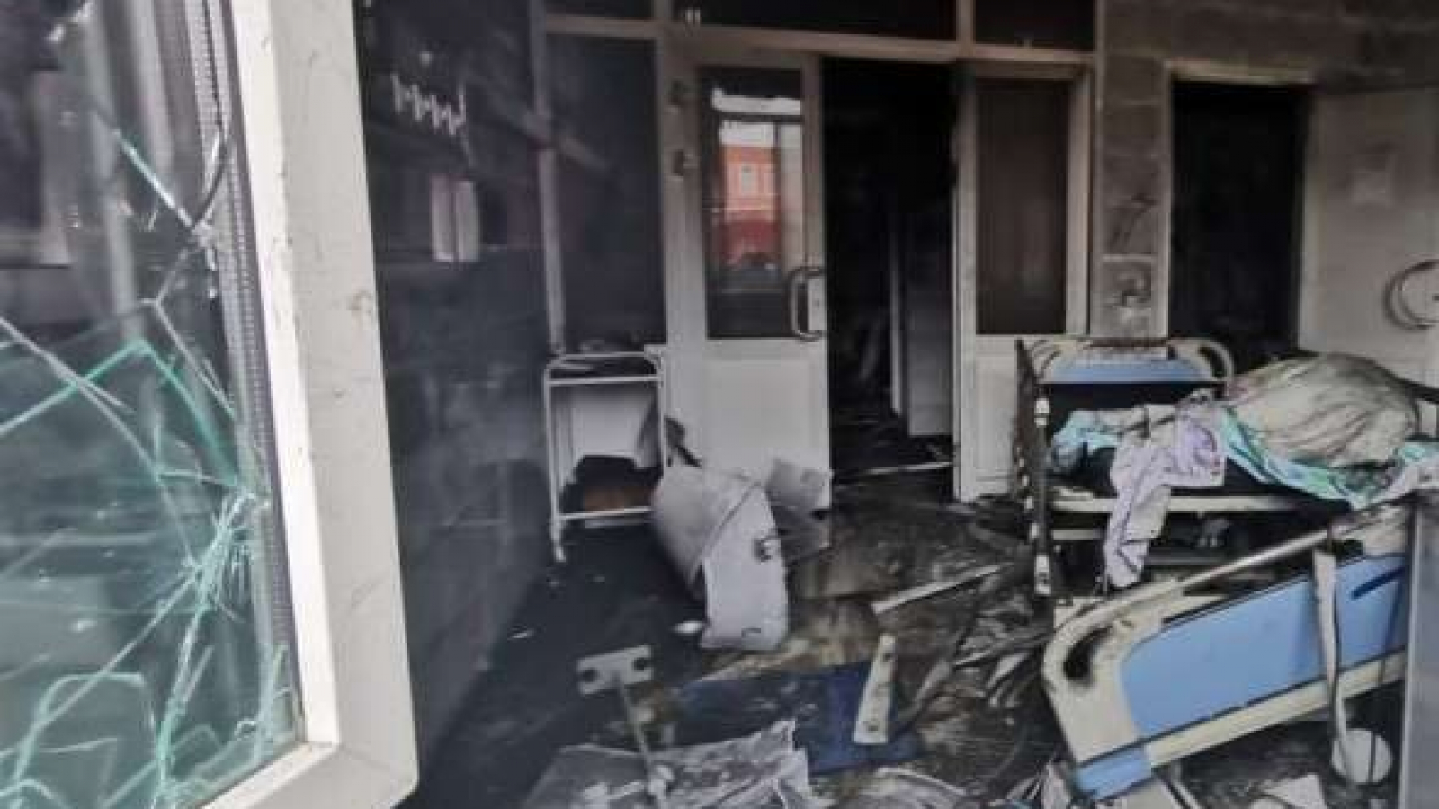 Мурашко взял на контроль лечение пострадавших при пожаре в рязанской больнице
