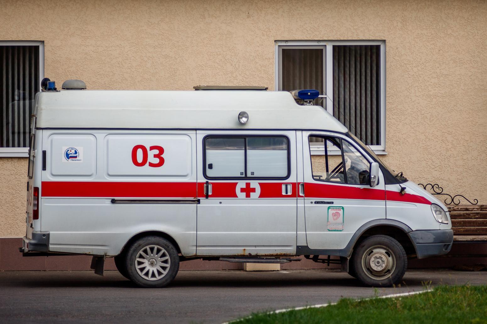 В Красноярском крае водителю «скорой» выстрелили в голову