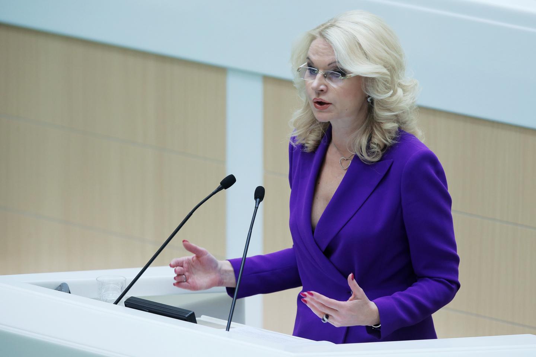 Голикова назвала причиной роста заболеваемости резкую отмену ограничений в регионах