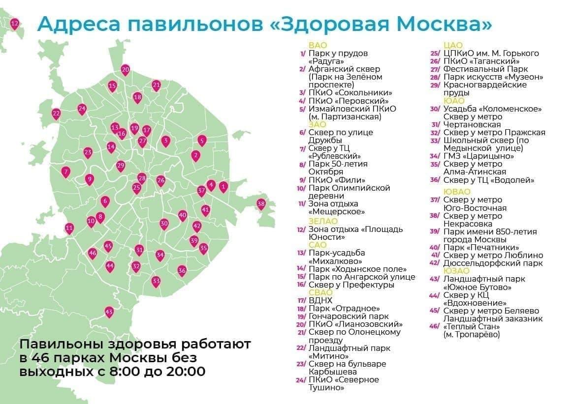 В Москве власти назвали условия снятия эпидограничений
