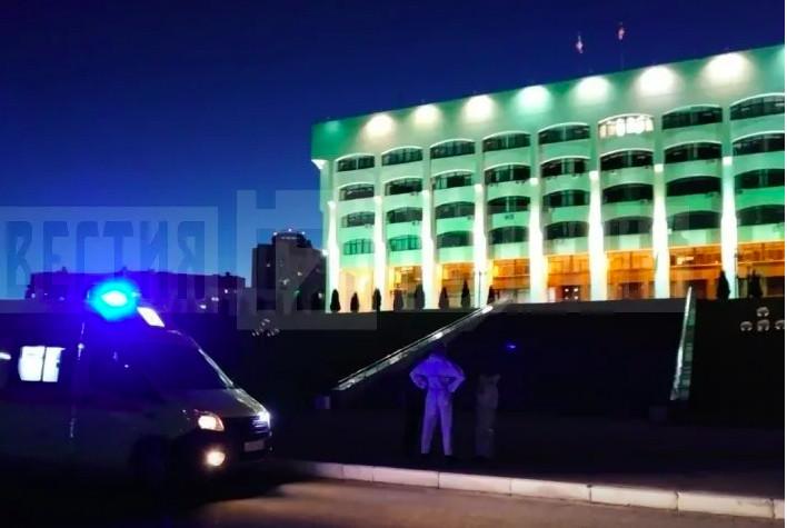 Во Владимире «скорая» привезла пациента с коронавирусом к губернатору из-за нехватки мест