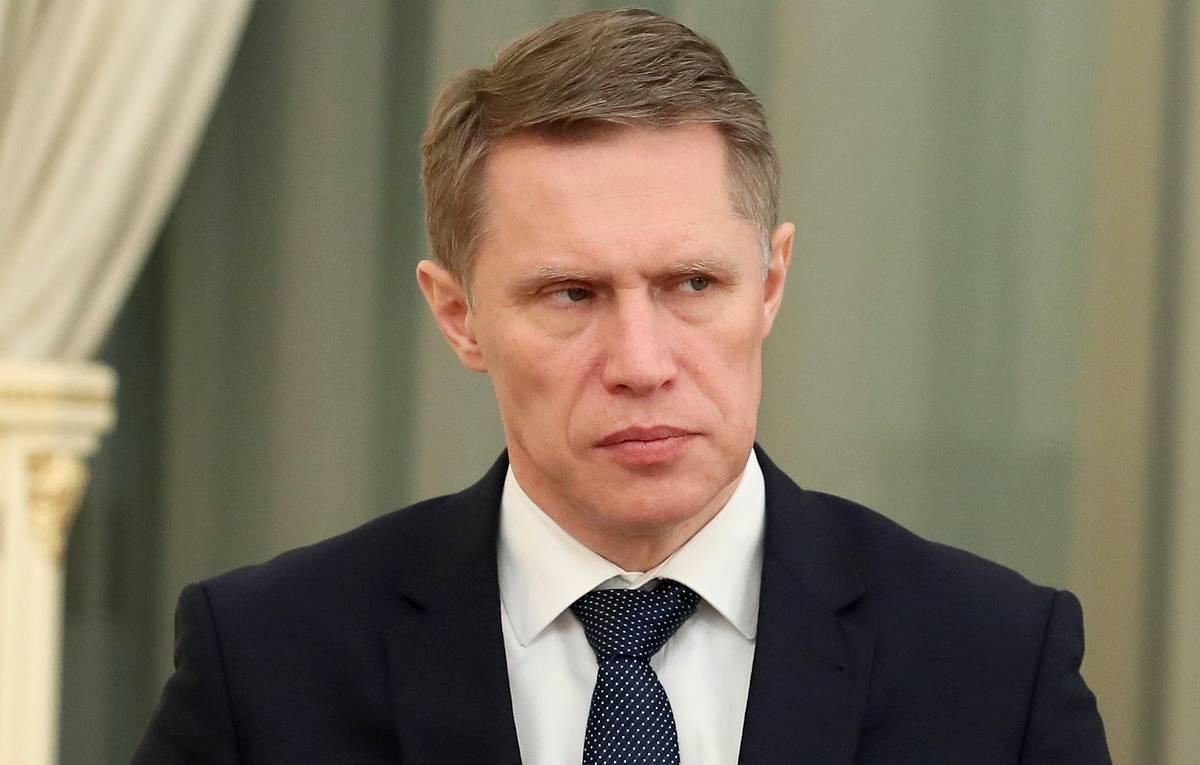 Мурашко: ситуация с COVID-19 в России напряженная