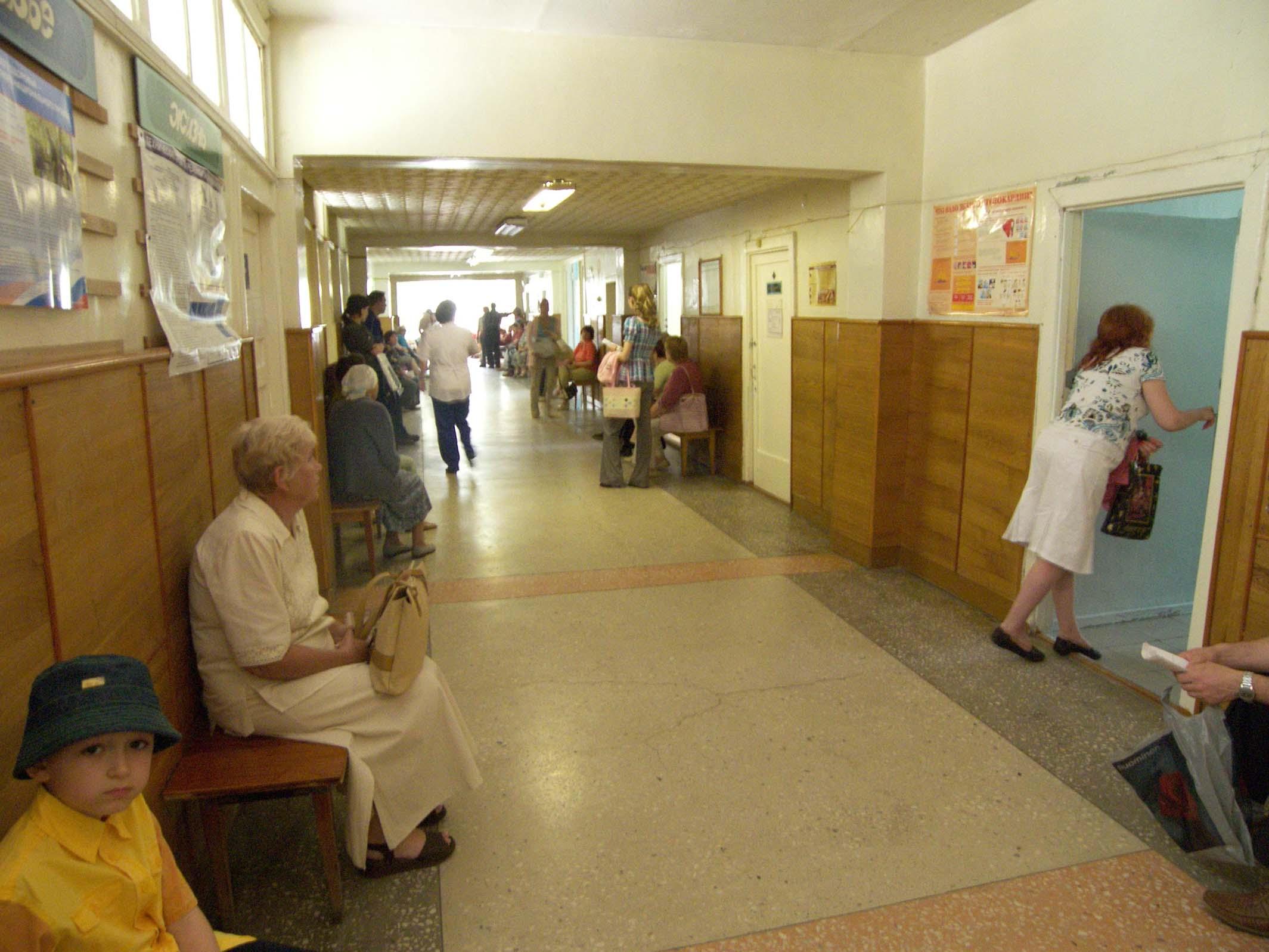Ульяновской поликлинике выделят 77 млн рублей на закупку оборудования для углублённой диспансеризации
