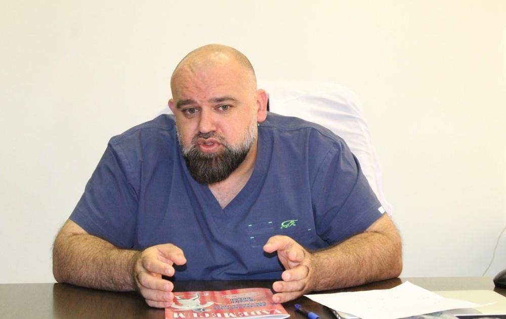«Всё вокруг пациента»: Проценко предложил меняться врачам и проявлять эмпатию к больным