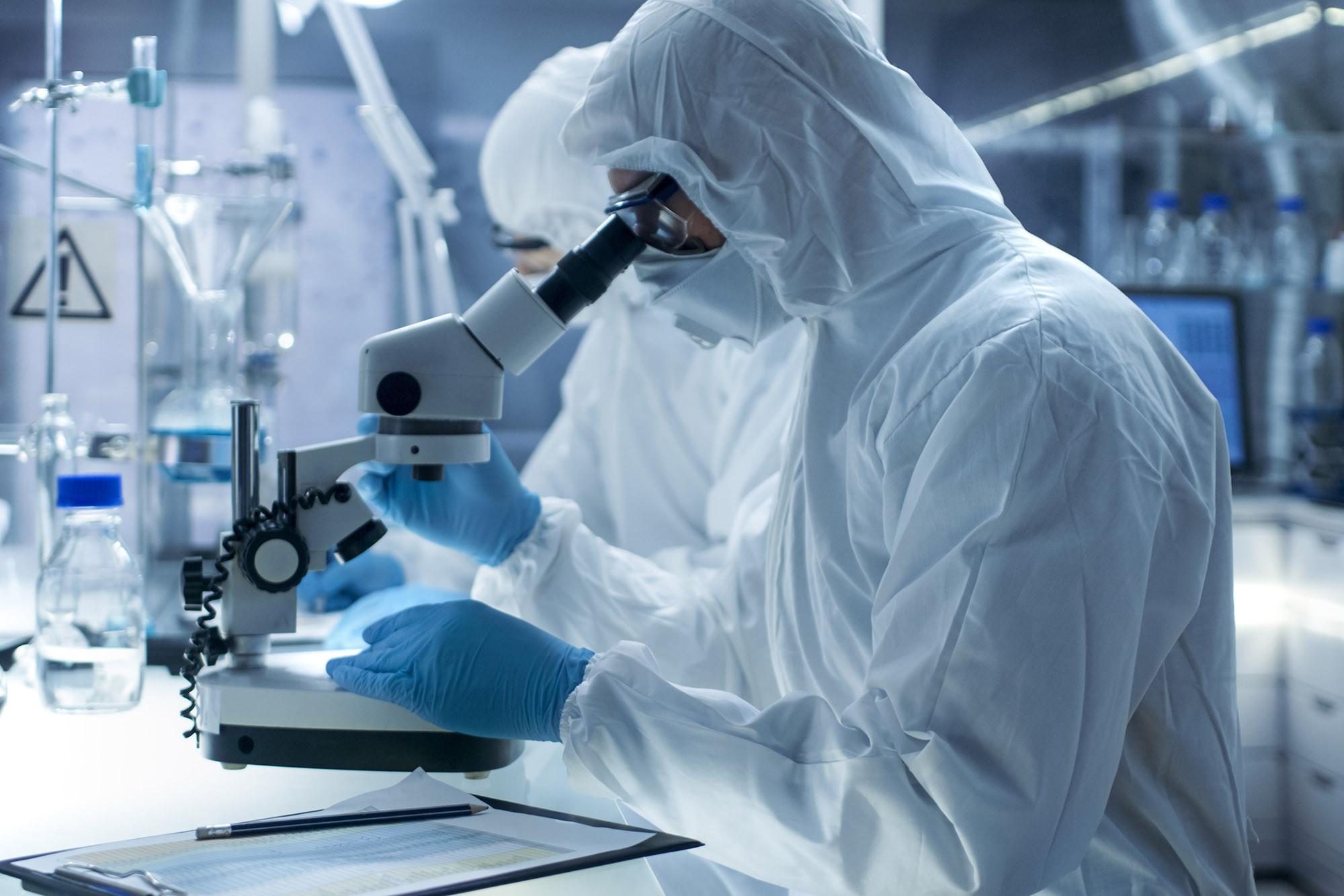 Роспотребнадзор рассказал о чипе для диагностики SARS-CoV-2