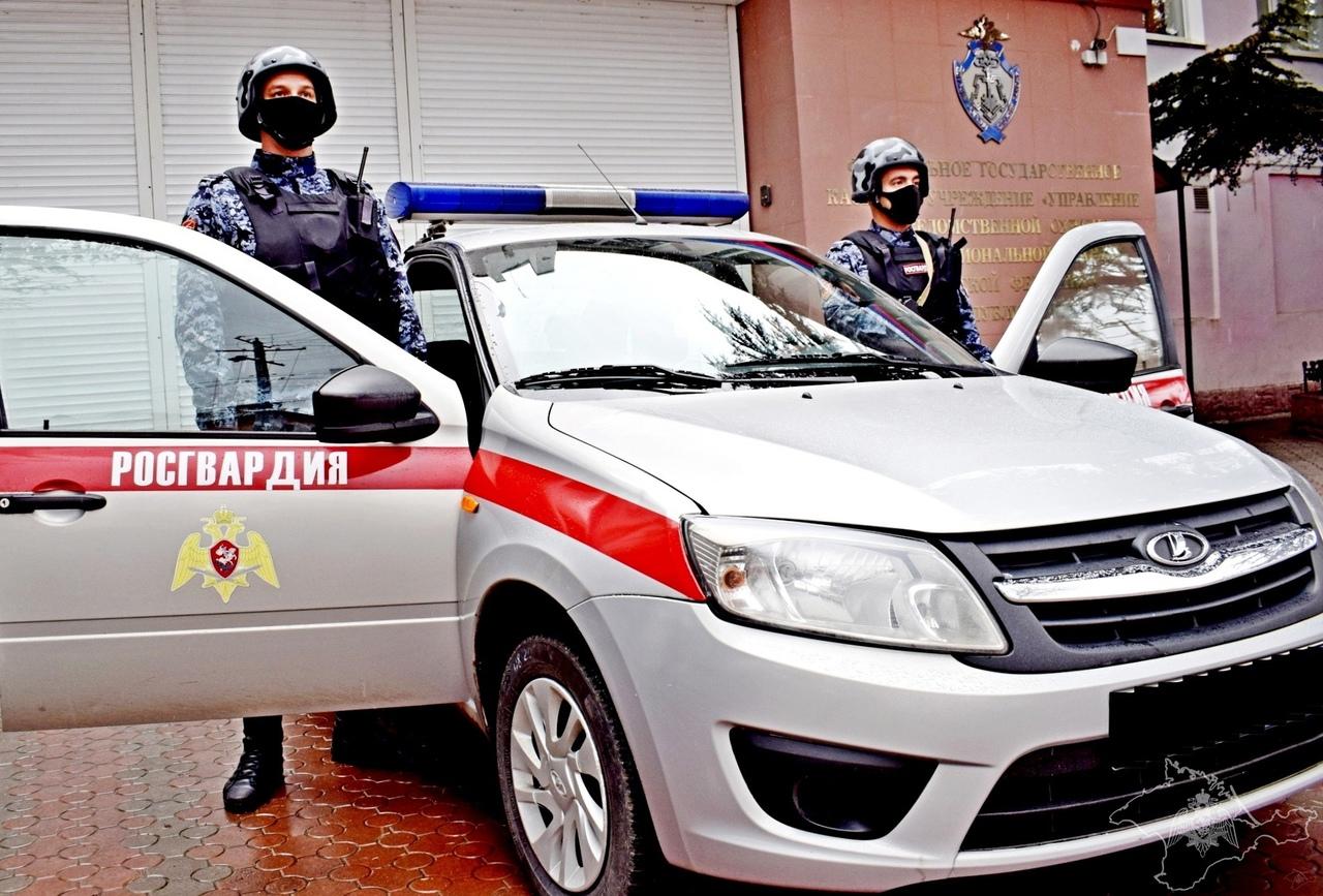 Росгвардейцы задержали буянившего в приёмном отделении больницы симферопольца