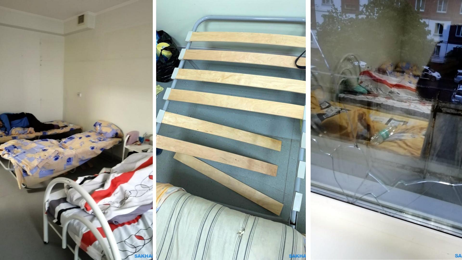 Росздравнадзор проверит ковид-госпиталь Южно-Сахалинска из-за жалоб пациентов