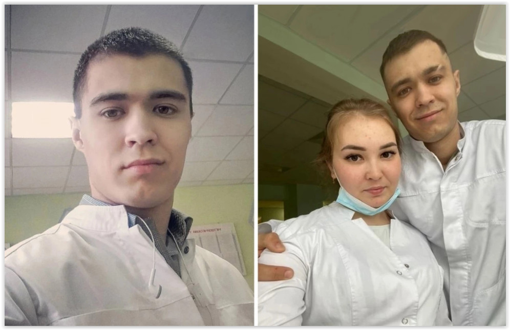 Семья погибшего в ДТП фельдшера получила 100 тысяч рублей матпомощи от Профсоюза