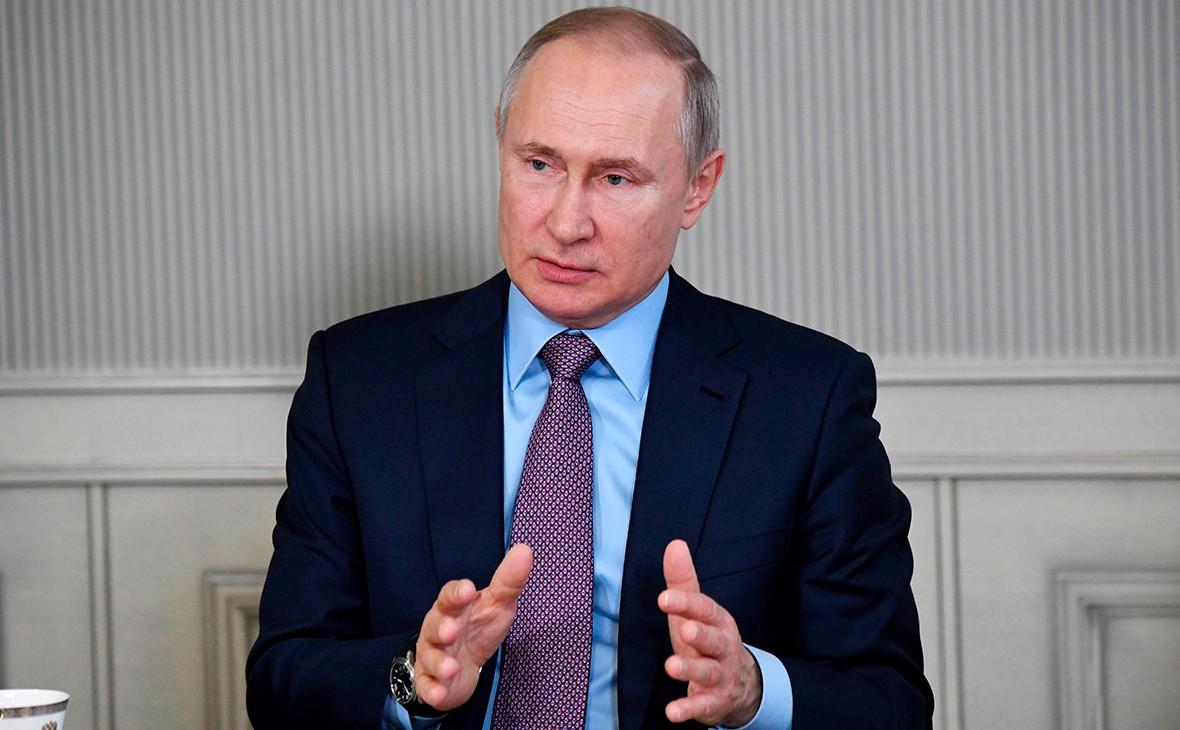 Путин поручил наладить работу системы онкопомощи и эффективность ранней диагностики