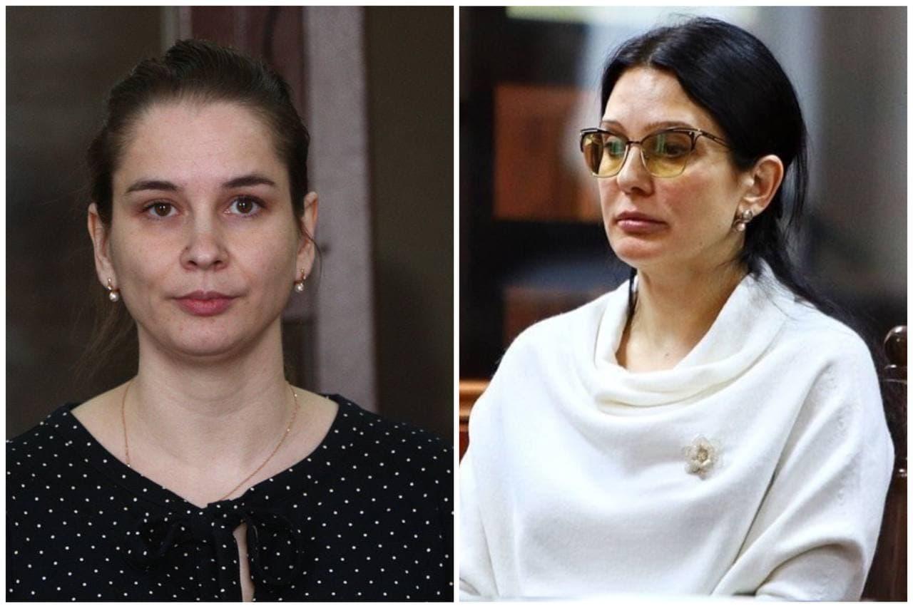 Сушкевич и Белую взяли под стражу на три месяца
